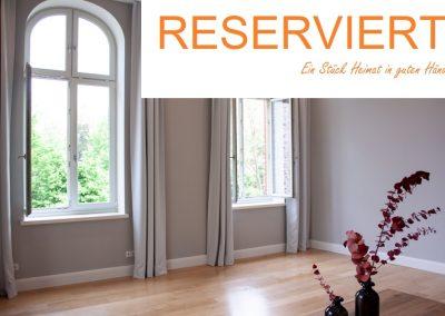 DENKMAL trifft MODERNE: Beeindruckend schöne Wohnung im beliebten Averhoff-Palais