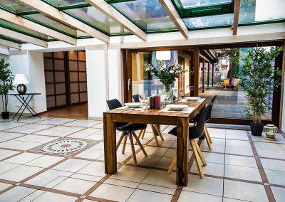 Dekoration im Wohnbereich