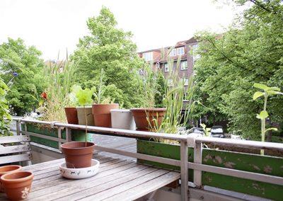 Die perfekte Stadtwohnung! 2,5 Zimmer, Balkon, Vollbad, Dachbodenabteil, Keller