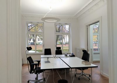 Alsternähe: Repräsentative und helle Büro-/Praxisräume in einem historischen Gebäude