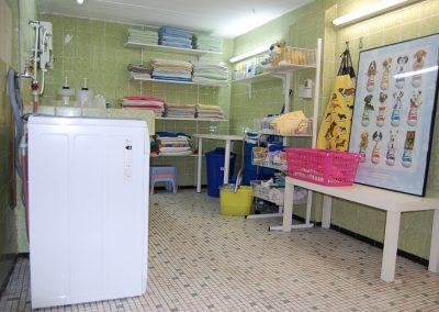 Waschmaschine Lagerflächen