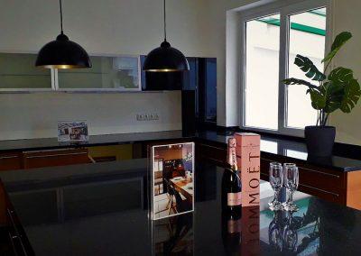 Dekoration in einer Küche
