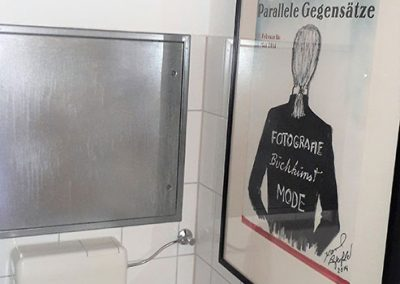 3-Zimmer-Altbauwohnung in Hamburg-Sankt Georg – Gäste-WC